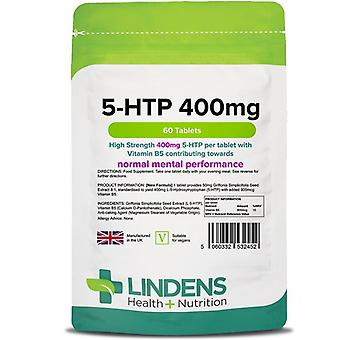 Lindens 5-HTP 400mg Tabletten 60 (2452)