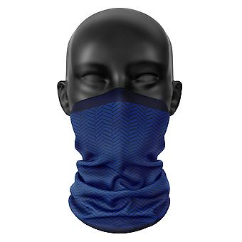 Chelsea FC Colours Football Snood Face Mask Neck Head Scarf Buff Headwear Tube