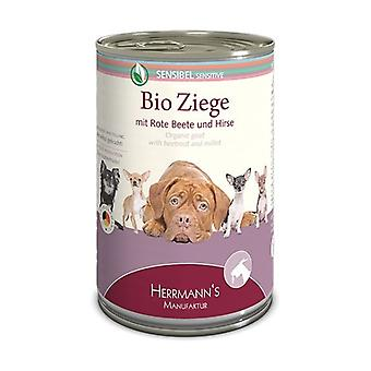 Goat and Beetroot Dog Food 400 g