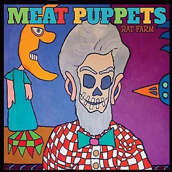 Meat Puppets - Rat Farm [Vinyl] USA import