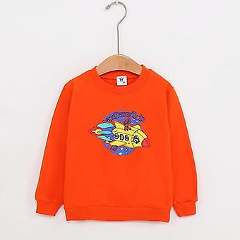 Kids,,, Round Neck Bottoming Clothes, Pure Cotton, Toddler Clothing