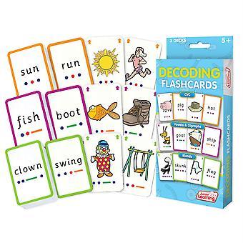 Decoding Flash Cards