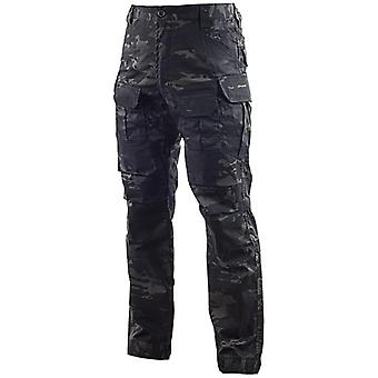 Sector Seven Waterproof Camouflage Tactical Pants, War Game Cargo Pant, Mens