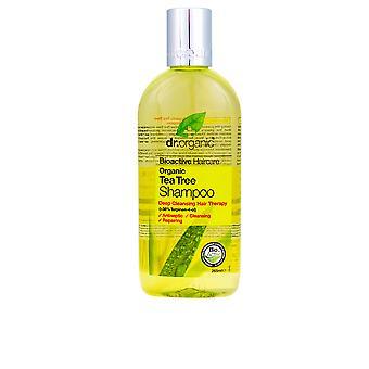 Champú dr. orgánico bioactivo árbol de té orgánico 265 ml Unisex