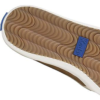 Keds Womens Double Decker Fabric Low Top Slip On Fashion Sneakers