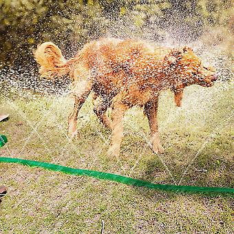 Trampoline Fun Water Sprinkler - Water Games