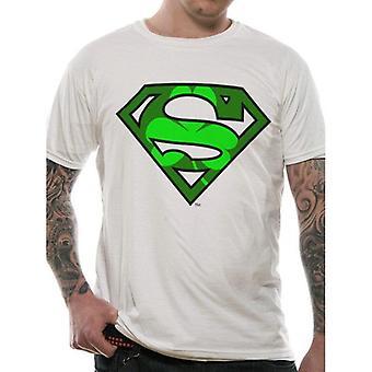 Superman Unisex camiseta Shamrock para adultos