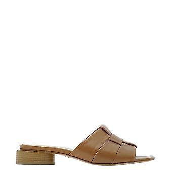 Halmanera Dalia21caramel Women's Brown Leather Sandals