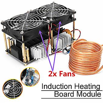 2500w Zvs Induction Heating Board Module Flyback Driver Heater