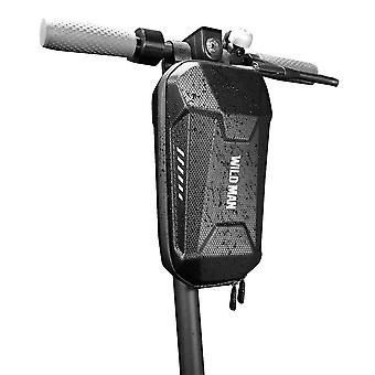 Handle Front Bag For Scooter Folding Bicycle Carrier, Hanging Waterproof Bike