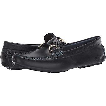 Rockport womens Walking Driving Style Loafer, Navy, 5 US