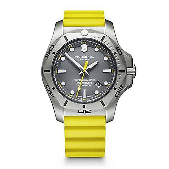 Victorinox Swiss Army 241844 I.n.o.x. Professional Diver Genuine Rubber Watch Set
