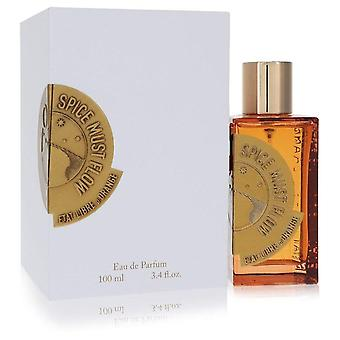 Spice Must Flow Eau De Parfum Spray (Unisex) By Etat Libre d'Orange 3.4 oz Eau De Parfum Spray