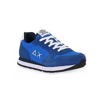 Sun68 58 boy tom solid royal sneakers fashion