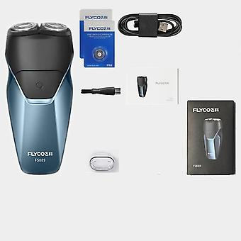 Men Intelligent Wet Dry Beard Ras Trimmer