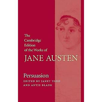 Suostuttelu Kirjoittanut Jane Austen - 9781107620452 Kirja
