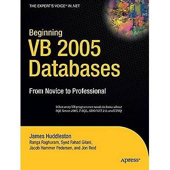 VB 2005 -tietokantojen alusta - Ranga Ragin aloittelijasta ammattilaiseksi