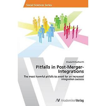 Pitfalls in Post-Merger-Integrations by Fruehwirth Elisabeth - 978363