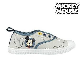 Casual trainers mickey mouse 72884 grey