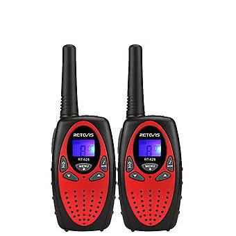 Mini Walkie Talkie Kids 2pcs 0,5w Bærbare's Radio For Camping Vandreture
