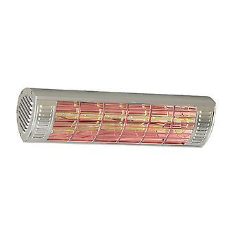 Infrarood verwarming CasaTherm W1500 LowGlare Gold IP65