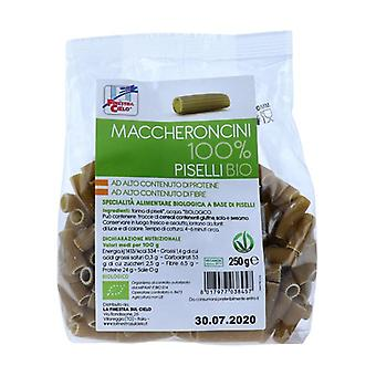 Maccheroncini 100% peas 250 g