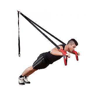 Fitness Mad Strength Bodyweight Workout Pro Suspension Trainer 450Kg Tested