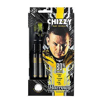 Harrows chizzy darts  UK Size