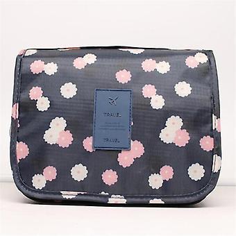 Rejsesæt Makeup Bag, Høj kapacitet Kosmetiske Tasker