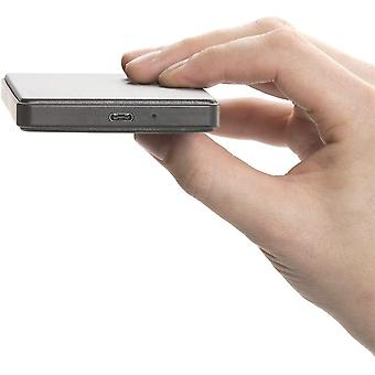 Hanfei U32 Shadow 1TB Externe SSD USB-C Portable Solid State Drive (USB 3.1 Gen 2) (U32-C-SS-1T-G)