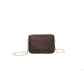 Kate Lee IRENY Choco, women's handbag, color: Chocolate, small