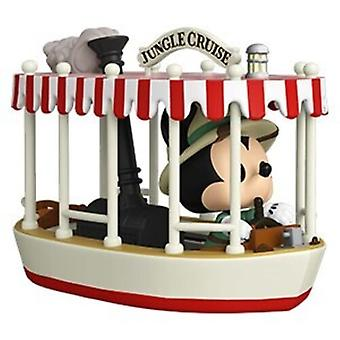 Jungle Cruise-Skipper Mickey W / Båd USA import