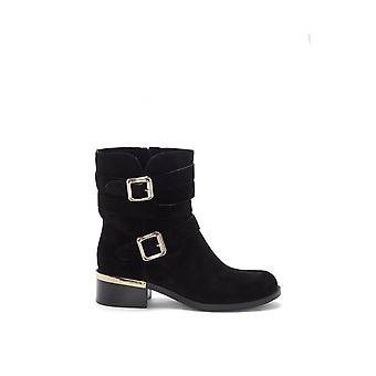 Vince Camuto Womens Webey Fabric Closed Toe Mid-Calf Fashion Boots