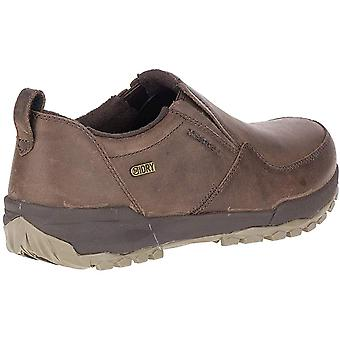 Merrell Womens Icepack Guide Moc Stof Lav Top Slip på walking sko