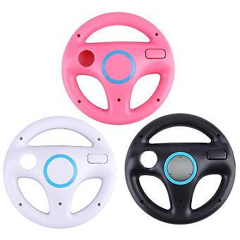 Steering Wheel Plastic Game Racing Steering Nintendo Wii Mario Kart