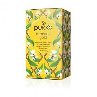 بوكا-الكركم الشاي الذهب 20 الكيس