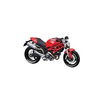 Ducati Monster 696 diecast Modell Motorcykel Kit