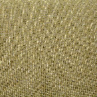 vidaXL Bank mit Staufach 116 cm Grün Polyester