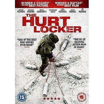 Hurt Locker DVD (Re-Sleeve)