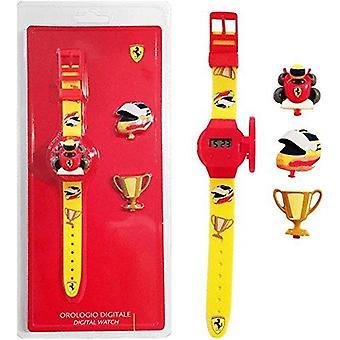Ferrari klokke barnesett - utskiftbar topp 810001