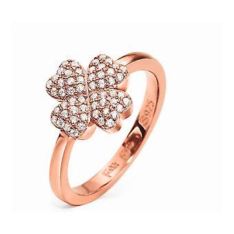 Ladies' Ring Folli Follie 3R19S006RC