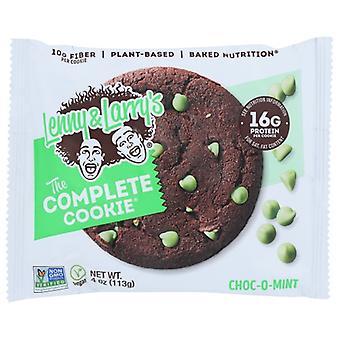 Lenny & Larrys Cookie Choc Mint Comp, Case of 12 X 4 Oz