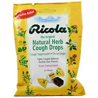 Ricola Cough Drops, Original Herb 21 Drops