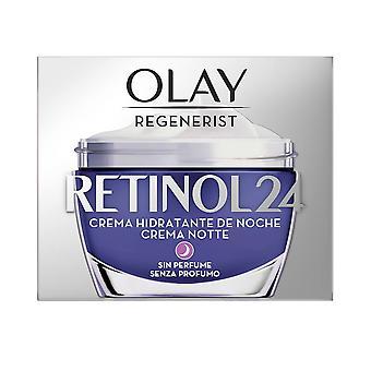 Olay Regenerist Retinol24 Crema Hidratante Noche 50 ml pour les femmes