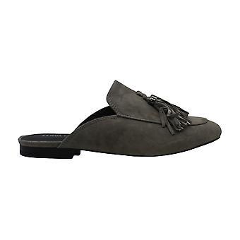 Kenneth Cole New York Women's Schoenen Whinnie Leer Gesloten Toe Mules
