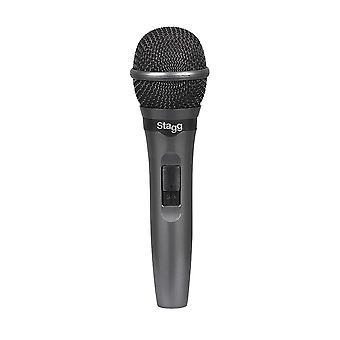 Stagg SDMP15 Ammattimainen dynaaminen mikrofoni