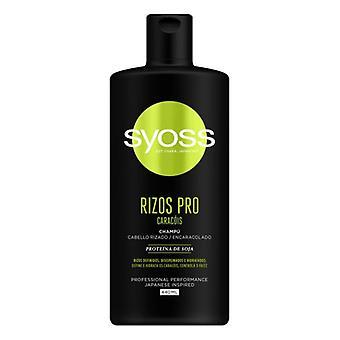 Shampoo Rizos Pro Syoss (440 ml)