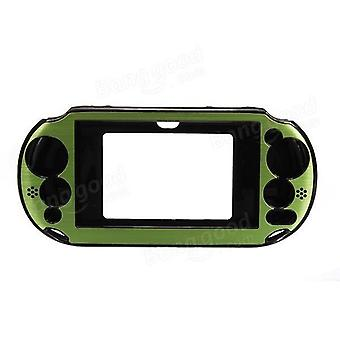 Aluminium Metal Protective Hard Case Cover Shell For PSV 2000 GREEN