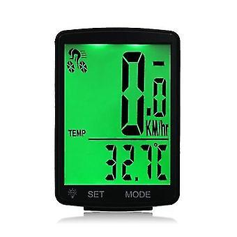 Bicycle bike computers  speedometer wireless cycling odometer