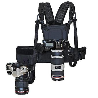 كاميرا تحمل الصدر تسخير النظام